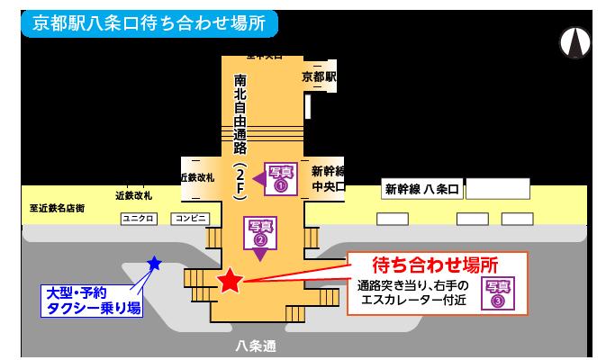 京都 駅 八条 口 バス 乗り場